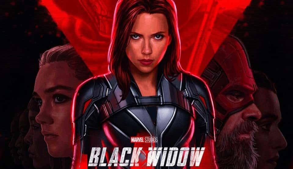 فیلم Black Widow (بیوه سیاه)