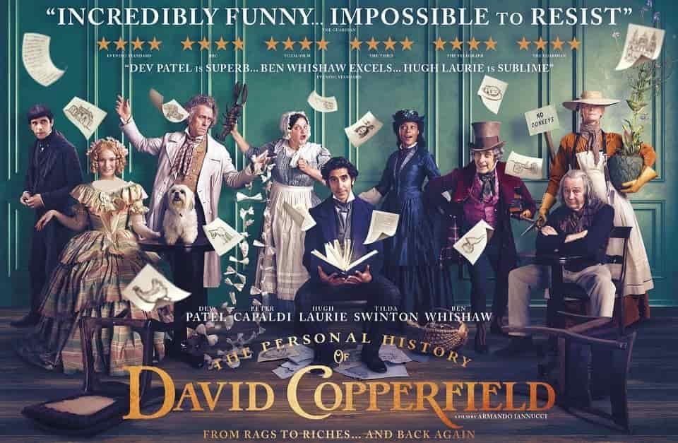 فیلم The Personal History of David Copperfield (تاریخچه شخصی دیوید کاپرفیلد)