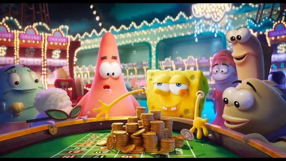 فیلم The SpongeBob Movie: Sponge on the Run (باب اسفنجی: اسفنج در حال فرار)