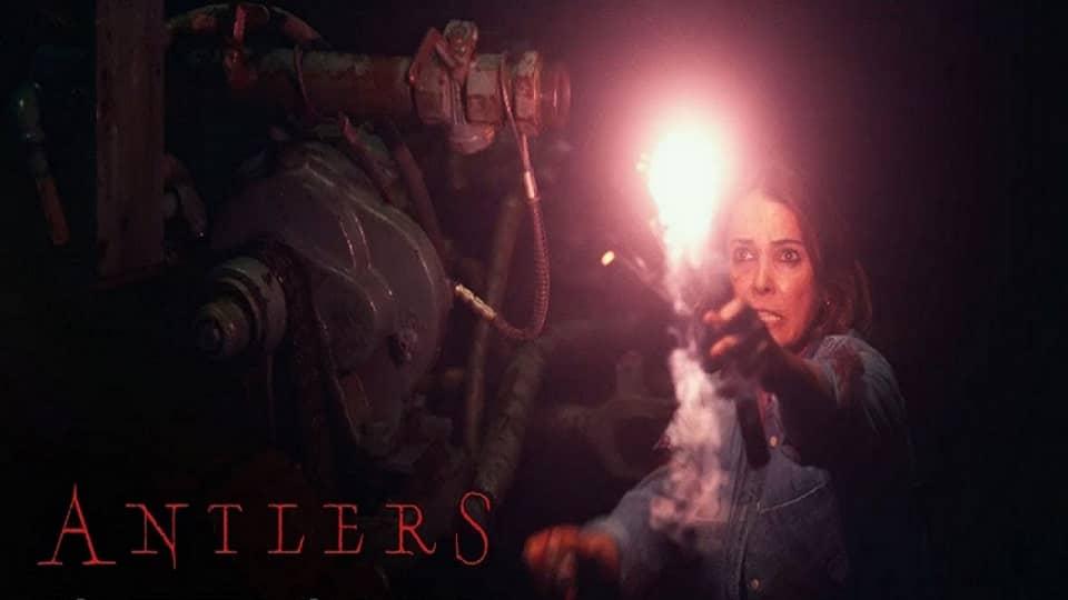 فیلم Antlers (انتلرز)