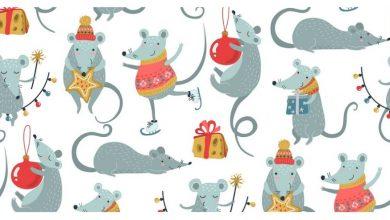 تصویر سال ۹۹ سال کدام حیوان است 🐁 موش نماد چیست +  شخصیت شناسی متولدین