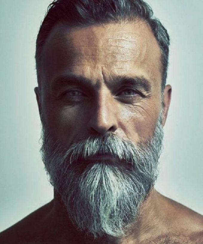 ریش مردانه شیک و زیبا