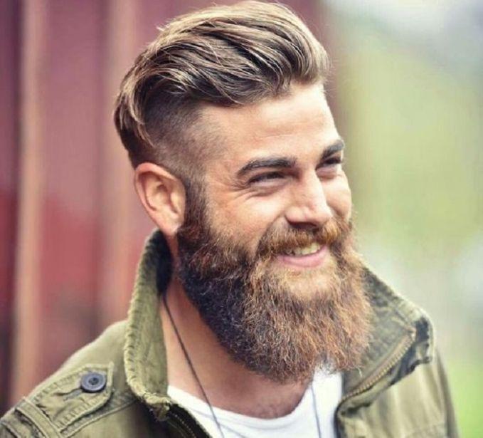 مدل ریش مردانه اسپرت بلند