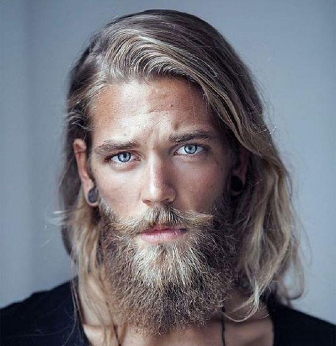 مدل ریش مردانه اسپرت بلند 2020