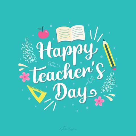 تبریک روز معلم جهانی