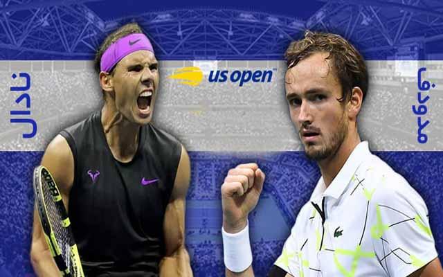 فینال تنیس آزاد آمریکا ۲۰۱۹