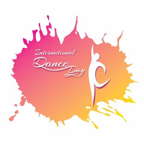 عکس استوری تبریک روز جهانی رقص