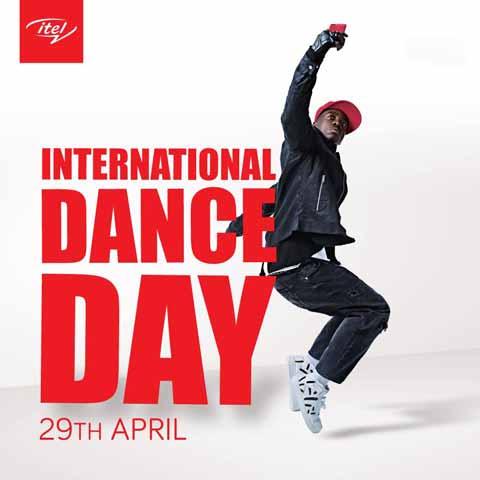 عکس تبریک روز جهانی دنس و رقص امسال
