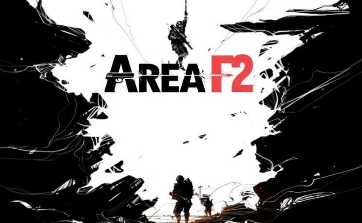 بازی area f2 اندروید