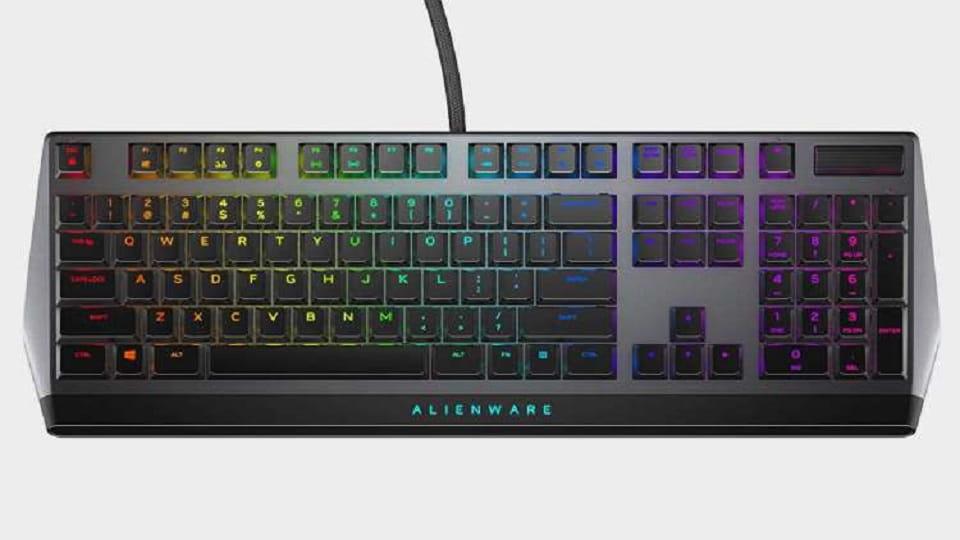 کیبورد گیمینگ Alienware 510K