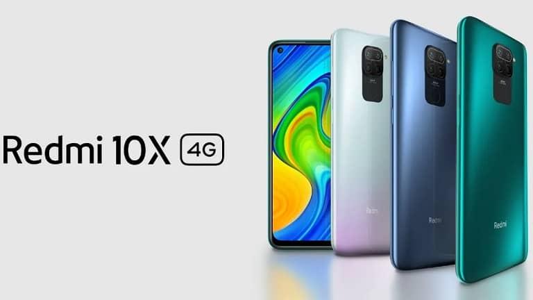مشخصات و قیمت گوشی ردمی 10X 4G شیائومی