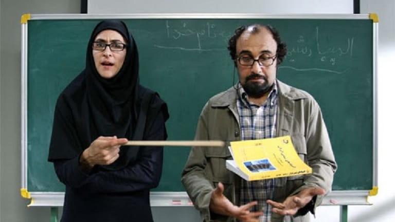 فیلم خنده دار ایرانی ورود آقایان ممنوع