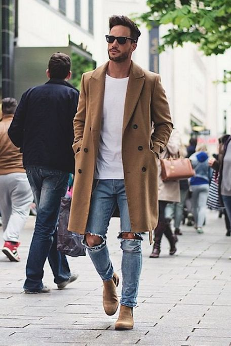 لباس مردانه شیک اسپرت
