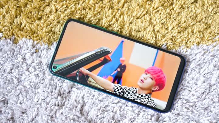 بررسی گوشی Huawei Y7p از عمر باتری و اتصالات