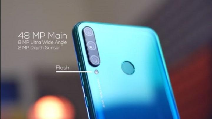 بررسی گوشی Huawei Y7p از نظر صفحه نمایش و اسپیکر