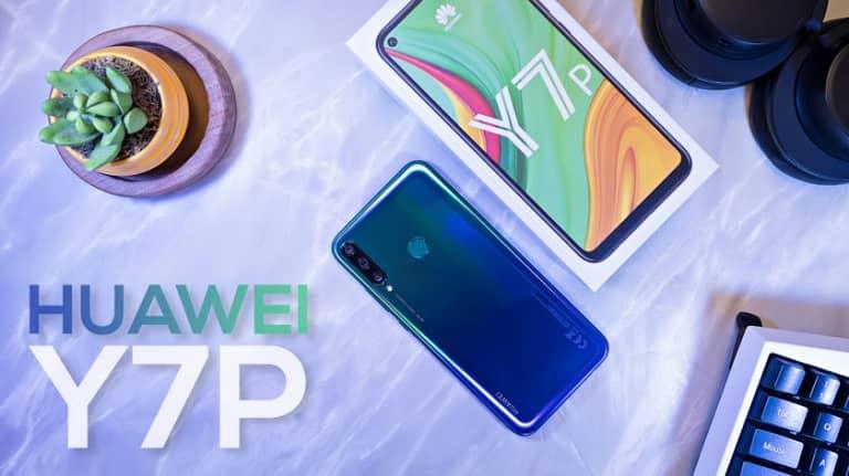 بررسی هواوی وای 7 پی + مشخصات و قیمت Huawei Y7p
