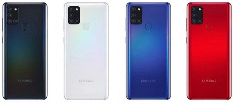 گوشی Galaxy A21s سامسونگ