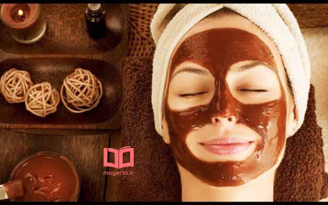 ماسک خانگی صورت با قهوه