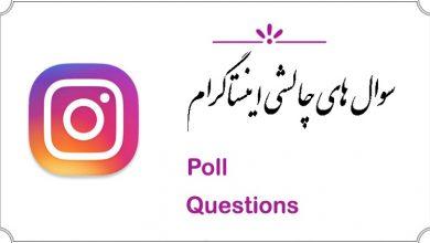 تصویر سوال های جالب برای استوری اینستاگرام + صندلی داغ 🤓 Quiz