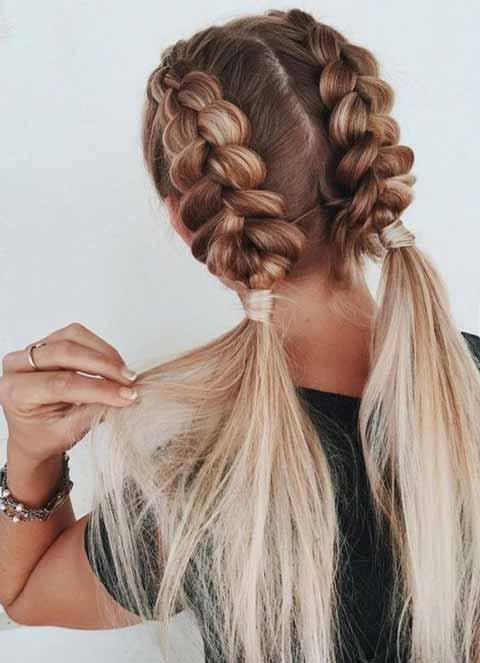 مدل موی بسته زیبا برای مراسم عقد