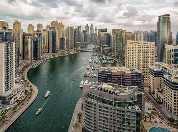 شهر دبی امارات