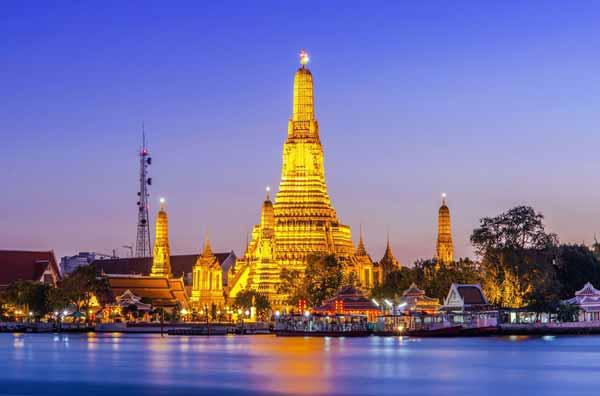 شهر زیبای بانکوک تایلند