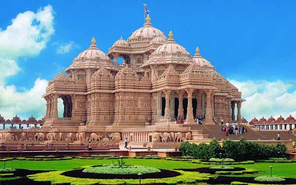 شهر گردشگر محور دهلی هند
