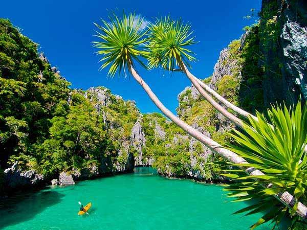جزیره Palawan Island, Philippines