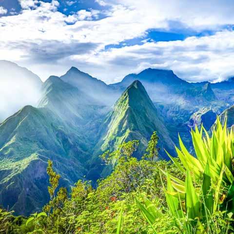 جزیره رئونیون Reunion