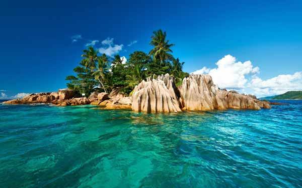 جزایر سیشلز یا سیشل The Seychelles