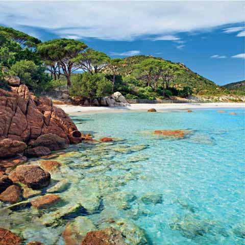 جزیره کورسیکا