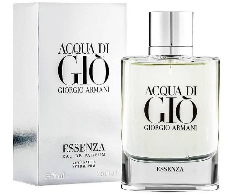 عطر جورجیو آرمانی آکوا دی جیوا اسنزا ، Giorgio Armani Acqua di Gioia Essenza