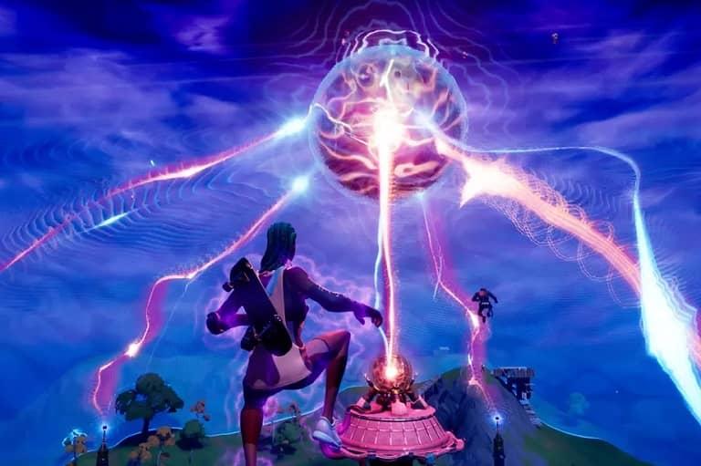 رویداد روز قیامت در بازی Fortnite