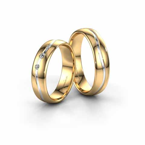 حلقه ازدواج دوتایی