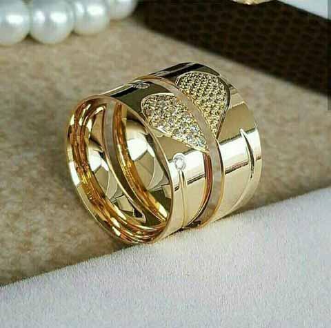 مدل خلاقانه حلقه ازدواج