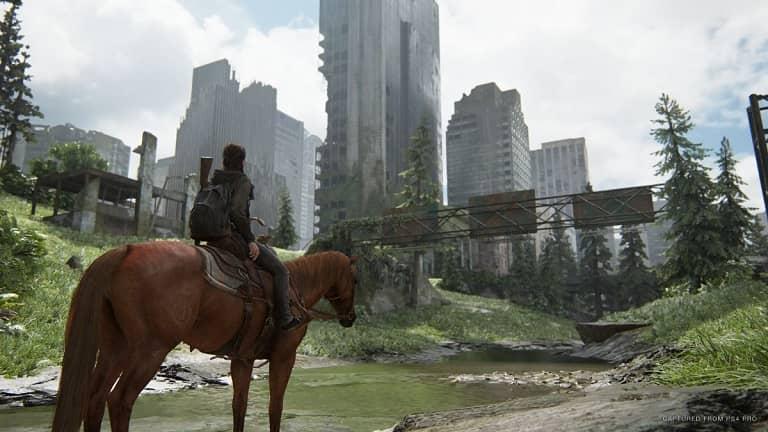 نمرات بازی The Last of Us Part II