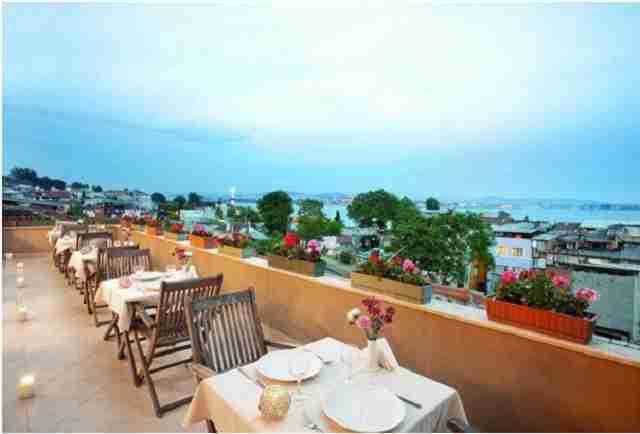 بهترین هتل لوکس در استانبول: هتل سومنگن