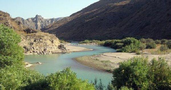 رودخانه قزل اوزون