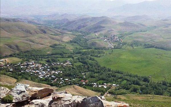 طبیعت زیبای آلچا بلاغ در روستای کلی