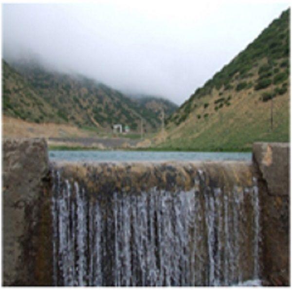 آبشار قاراقوش قیه سی و گورگور روستای کلی