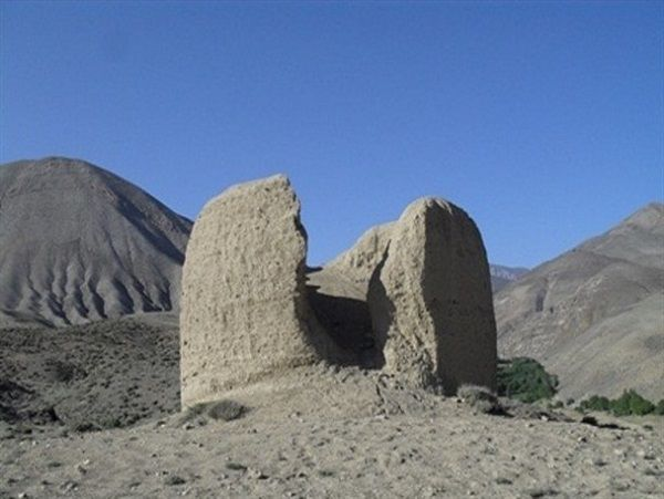 قلعه باستانی یمن