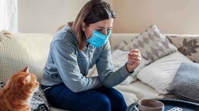راههای درمان کرونا در خانه