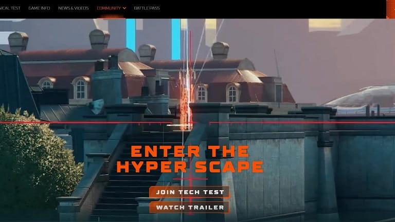 دانلود بازی Hyper Scape ، آموزش دریافت و نصب بازی هایپر اسکیپ