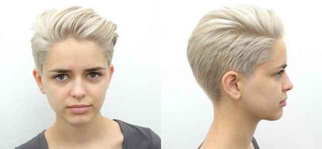 مدل مو جدید برای صورت گرد