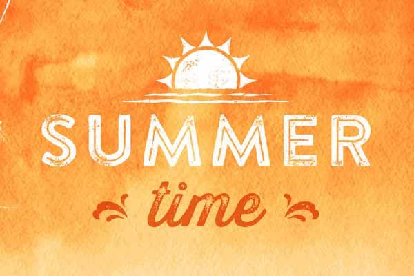 متن در مورد تابستان