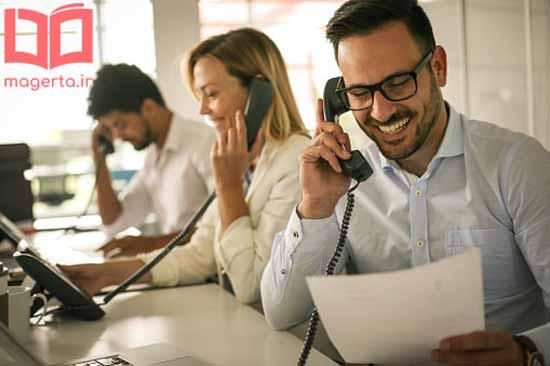 اصول و ترفندهای بازاریابی تلفنی