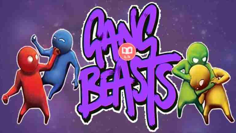 دانلود بازی gang beasts برای اندروید