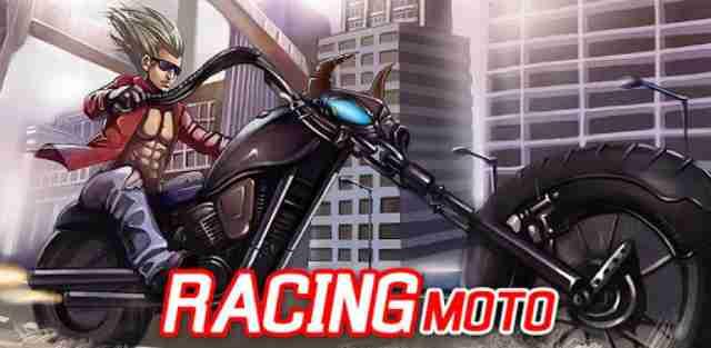 بازی مسابقه موتور سیکلت برای موبایل