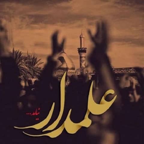 کاور نوحه و ترانه علی فانی به نام ابوالفضل علمدارم