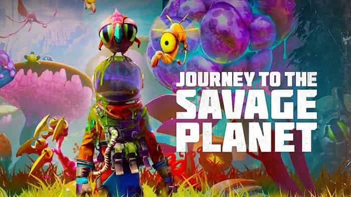 بازی Journey to the Savage Planet